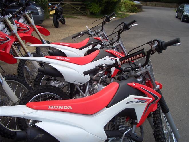 Honda CRF125FB (Big Wheel) - Image 2