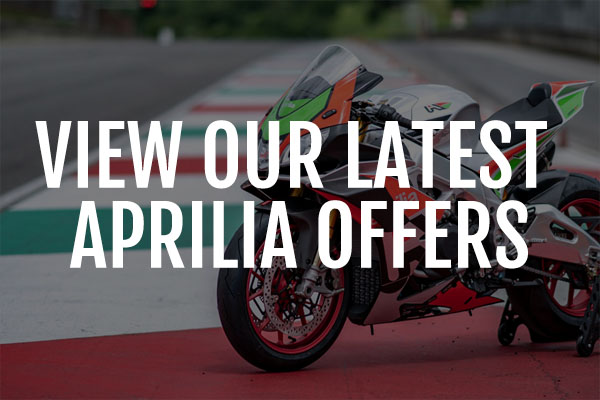 Latest Aprilia Offers