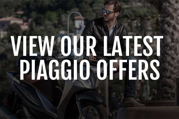 Latest Piaggio Offers