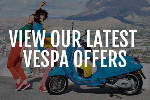 Latest Vespa Offers