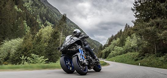 Yamaha Niken - Get Ready to order...