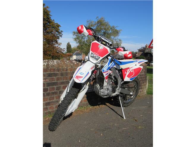 Honda CRF450X-RL - Image 6