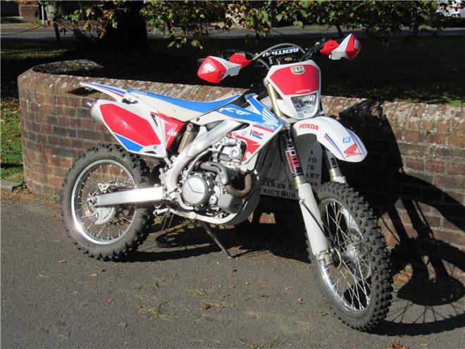 Honda CRF450X-RL - Image 4