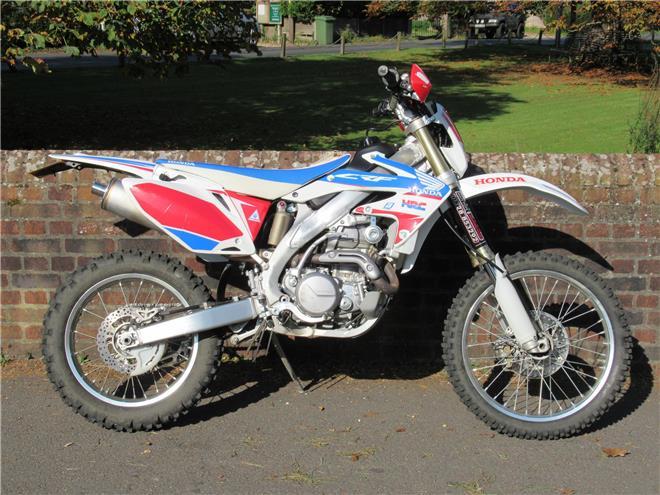 Honda CRF450X-RL - Image 2