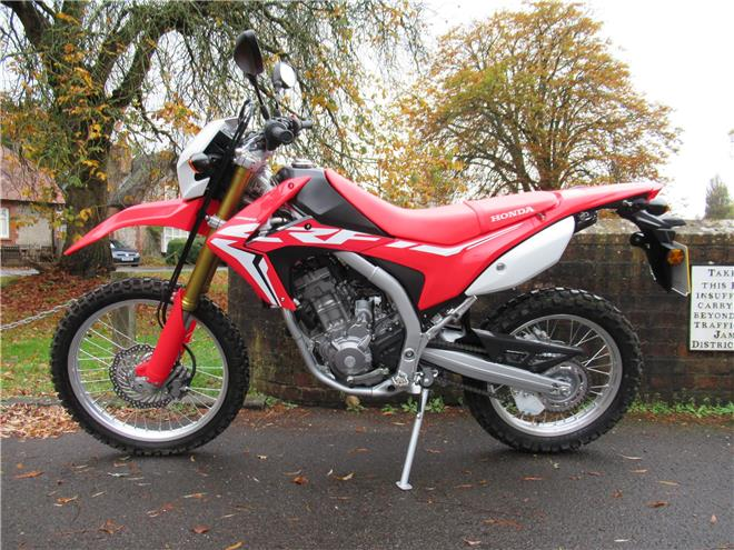 Honda CRF250L - ONLY 50miles recorded! - Image 3