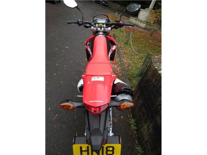 Honda CRF250L - ONLY 50miles recorded! - Image 4