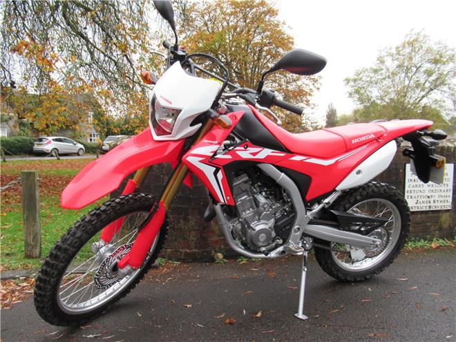 Honda CRF250L - ONLY 50miles recorded! - Image 1