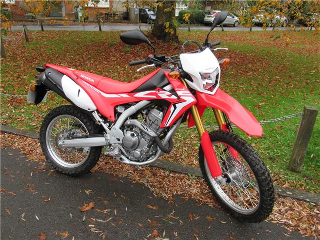 Honda CRF250L - ONLY 50miles recorded! - Image 0