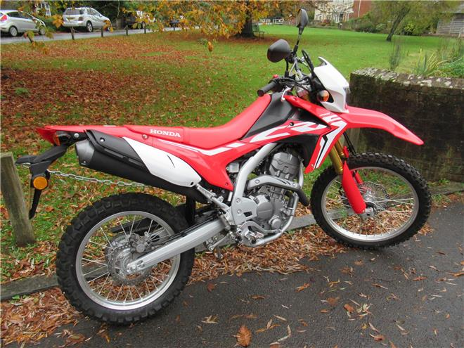 Honda CRF250L - ONLY 50miles recorded! - Image 6