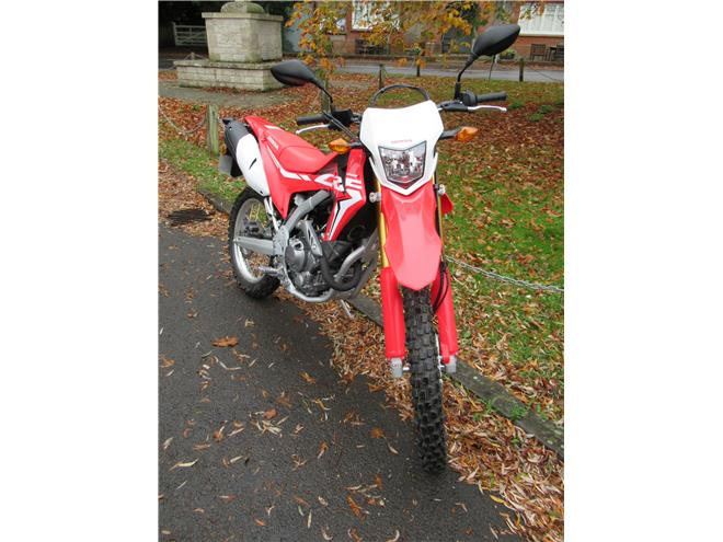 Honda CRF250L - ONLY 50miles recorded! - Image 7
