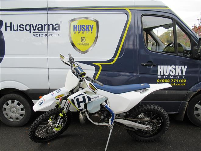 2018 Husqvarna TX300 - Registered, 2-Stroke - Image 0