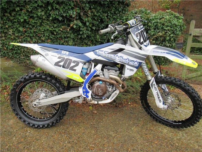 2018 Husqvarna FC350 - One keeper from new - Image 0