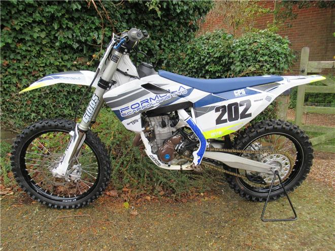 2018 Husqvarna FC350 - One keeper from new - Image 3