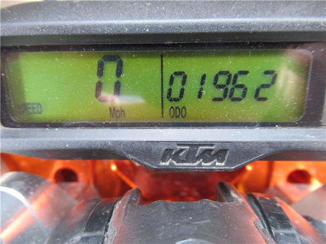 2017 KTM 350 EXC-F 6-days - Image 10