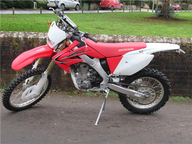 Honda CRF250X-RL - Road Legal, Registered Trail Bike - Image 4