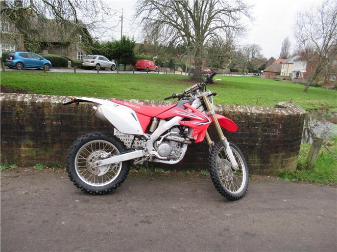 Honda CRF250X-RL - Road Legal, Registered Trail Bike - Image 6