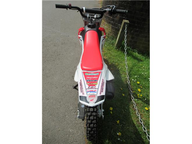 Honda CRF110F - Image 4