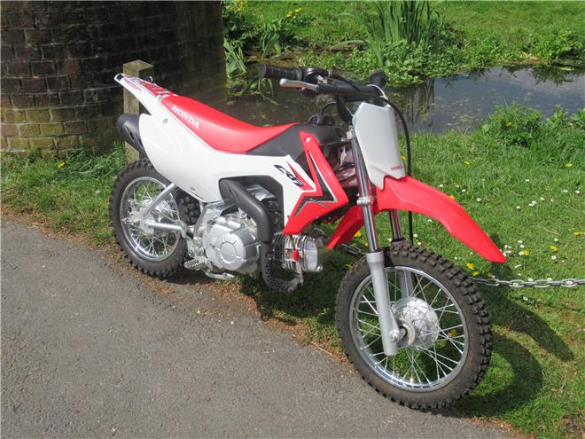 Honda CRF110F - Image 5