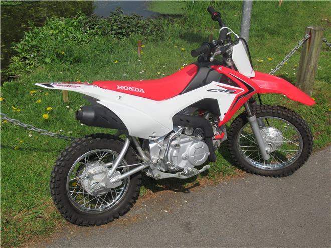 Honda CRF110F - Image 6