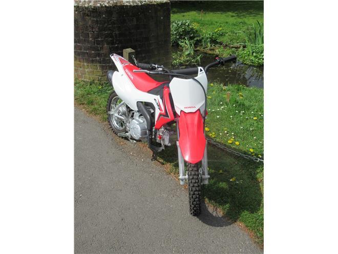 Honda CRF110F - Image 7