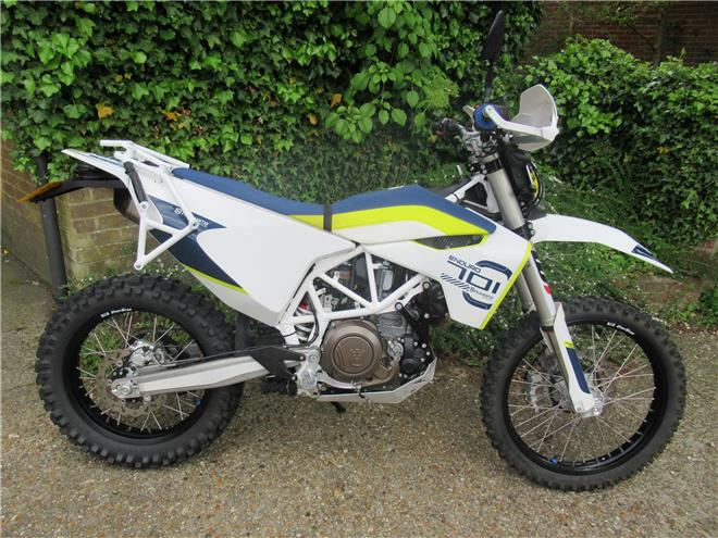 2018 Husqvarna 701 Enduro - DEPOSIT NOW TAKEN! - Image 4