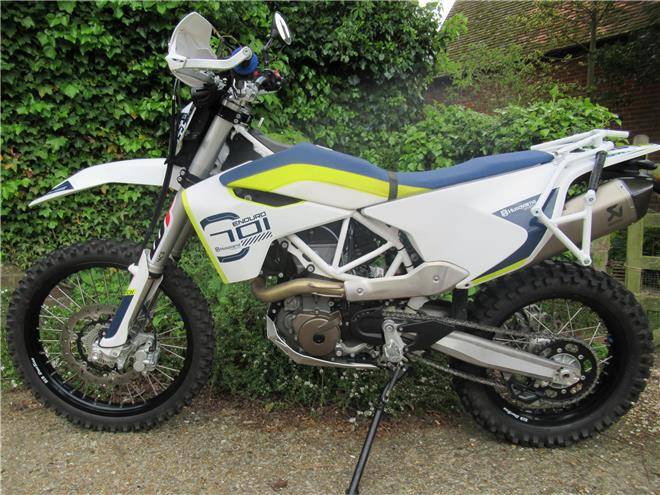 2018 Husqvarna 701 Enduro - DEPOSIT NOW TAKEN! - Image 6