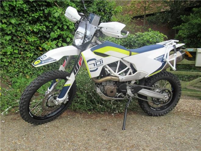 2018 Husqvarna 701 Enduro - DEPOSIT NOW TAKEN! - Image 0