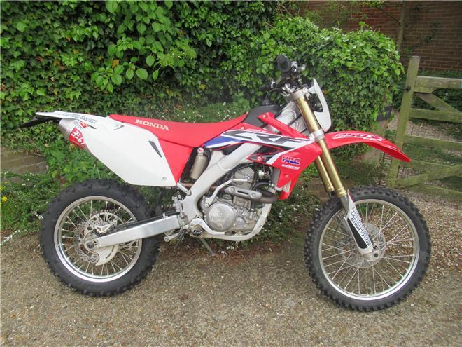 Honda CRF250X-RL - Road Legal, Registered Trail Bike.  CHOICE OF 4!! - Image 1