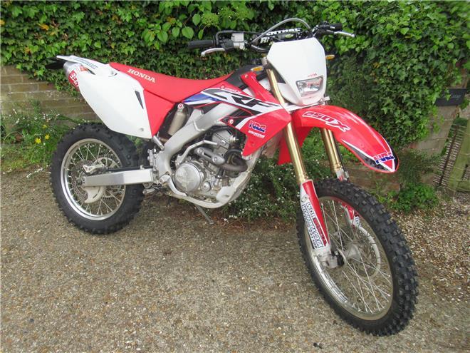 Honda CRF250X-RL - Road Legal, Registered Trail Bike.  CHOICE OF 4!! - Image 3