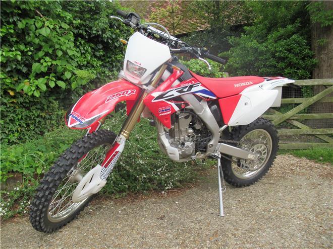Honda CRF250X-RL - Road Legal, Registered Trail Bike.  CHOICE OF 4!! - Image 2