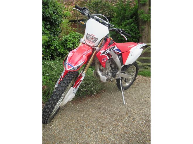 Honda CRF250X-RL - Road Legal, Registered Trail Bike.  CHOICE OF 4!! - Image 8