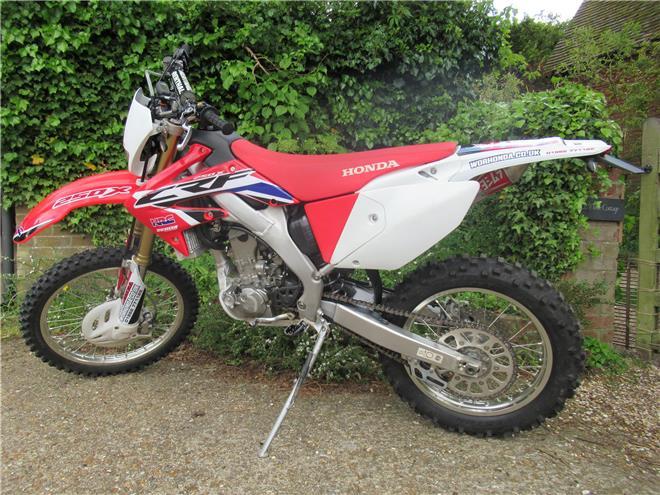 Honda CRF250X-RL - Road Legal, Registered Trail Bike.  CHOICE OF 4!! - Image 6