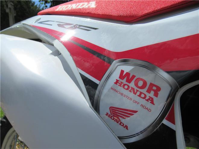 2016 Honda CRF250R - 4-stroke Motorcross bike - Image 7