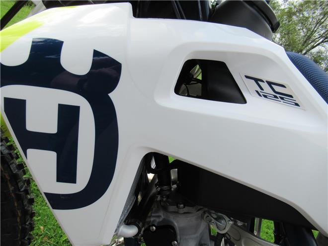 2019 Husqvarna TC125 - 2-stroke MX bike *BRAND NEW!* - Image 10