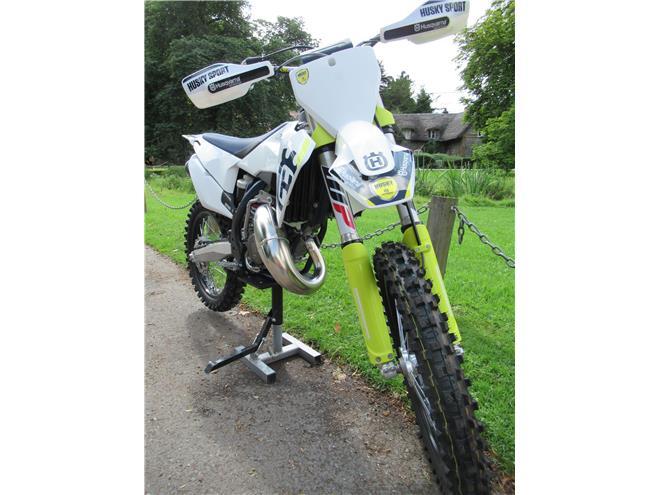 2019 Husqvarna TC125 - 2-stroke MX bike *BRAND NEW!* - Image 2
