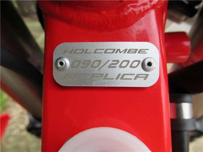 2019 Beta 300RR Holcombe Replica - 2-stroke Enduro bike - Image 3
