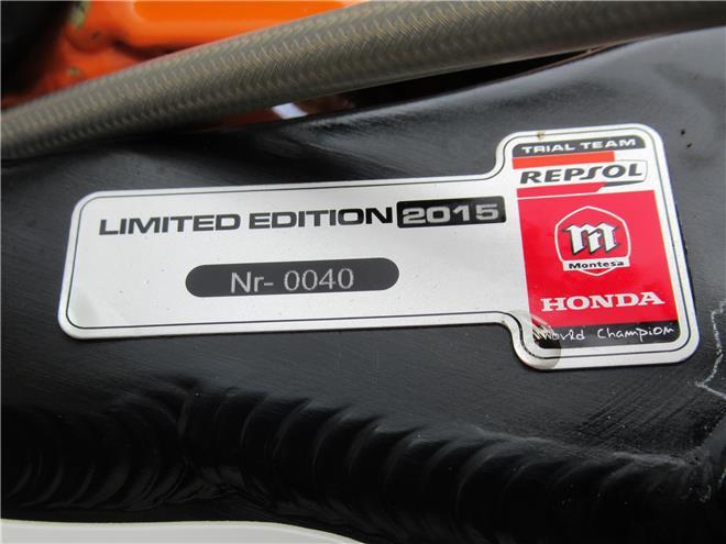 2015 Montesa 4RT Repsol - Image 6