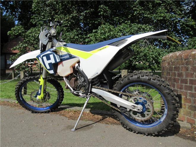 2018 Husqvarna TX125 - Registered 2-stroke Enduro bike - Image 4