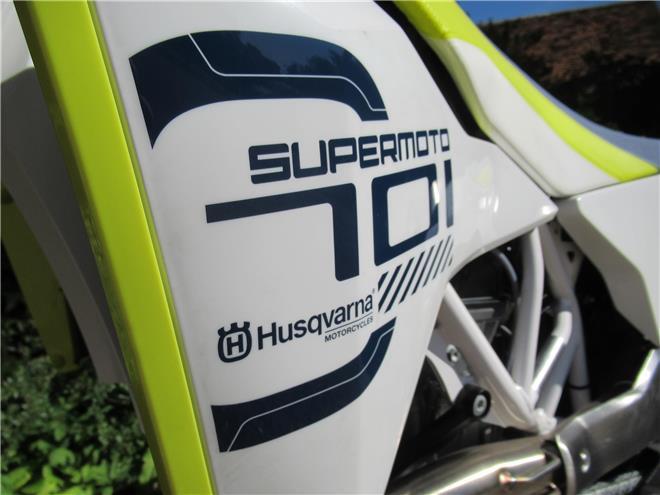 2019 Husqvarna 701 SuperMoto - BRAND NEW! - Image 9