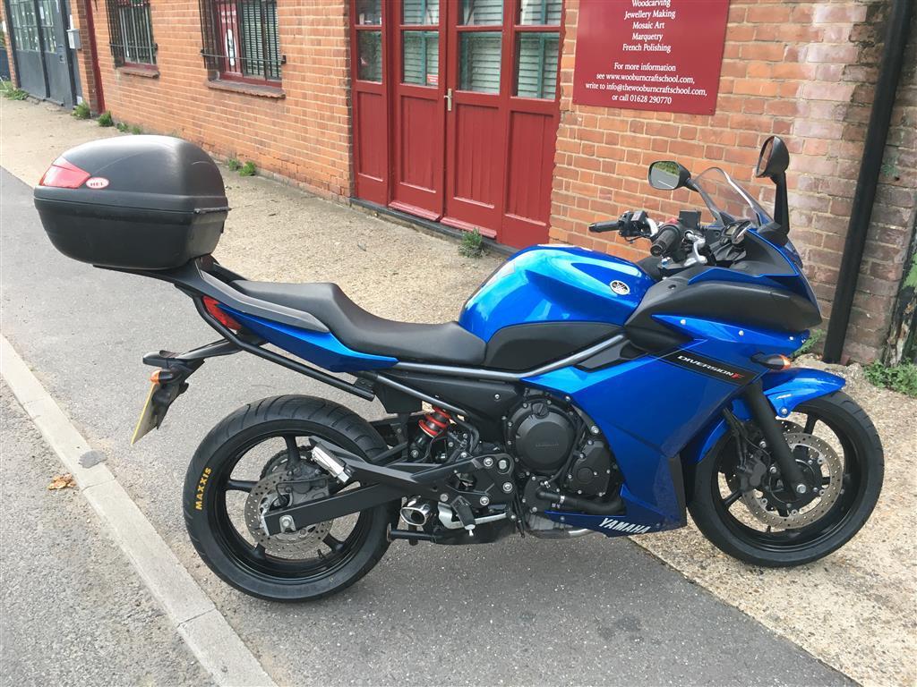 Yamaha XJ6 Diversion ABS (2010) - 2ri.de