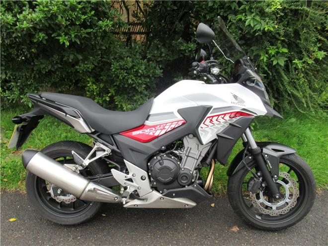 Honda CB500X - One Owner - Image 3