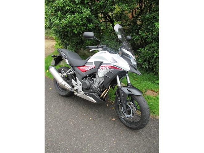 Honda CB500X - One Owner - Image 6