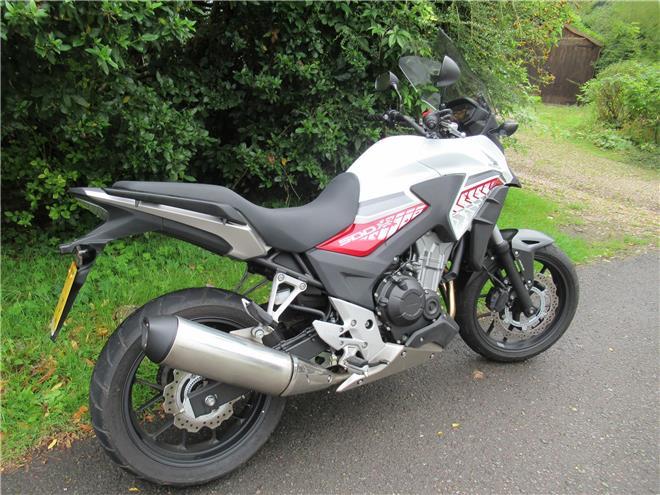 Honda CB500X - One Owner - Image 11