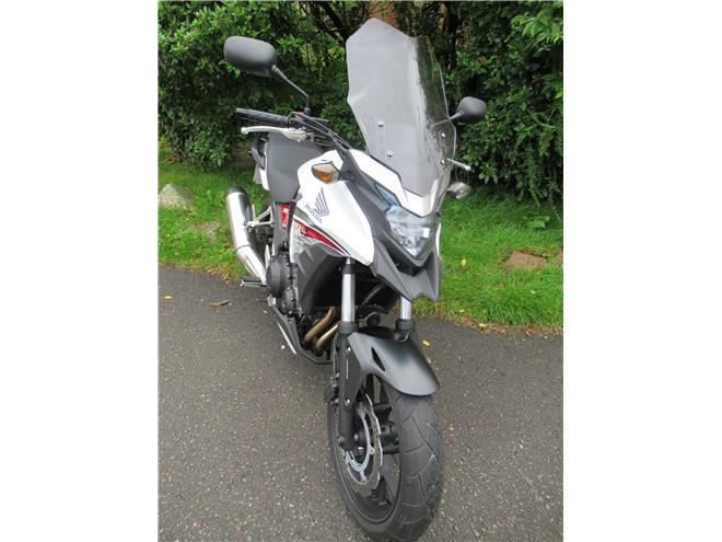 Honda CB500X - One Owner - Image 9