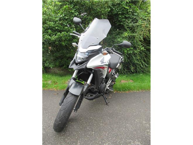 Honda CB500X - One Owner - Image 4
