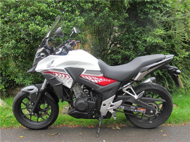 Honda CB500X - One Owner - Image 2