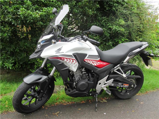 Honda CB500X - One Owner - Image 0