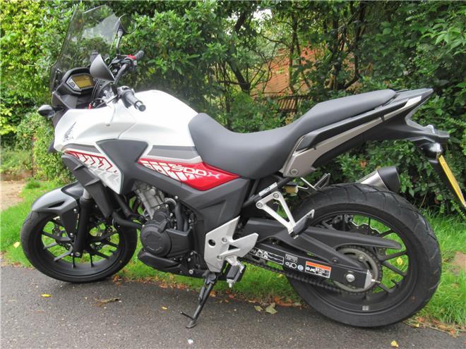 Honda CB500X - One Owner - Image 10