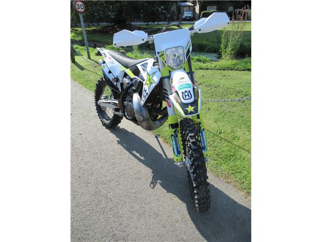 2020 Husqvarna TE300i Jarvis Edition - 2-Stroke, Enduro/Green-Lane, Electric start - Image 5