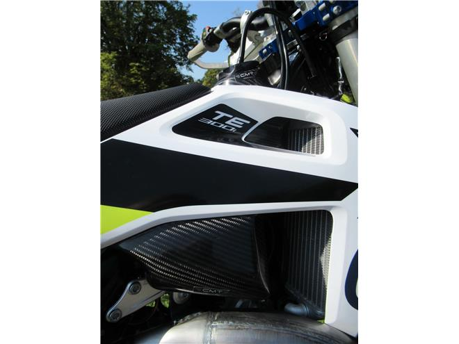 2020 Husqvarna TE300i Jarvis Edition - 2-Stroke, Enduro/Green-Lane, Electric start - Image 13